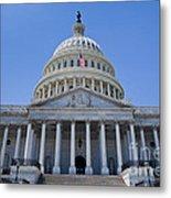 Us Capitol Building Metal Print