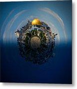 24 Hours In Jerusalem Metal Print