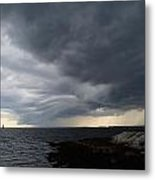 Maine Seascapes Metal Print