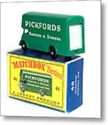 Matchbox 1-75 Metal Print