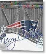 New England Patriots Metal Print