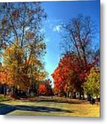 Williamsburg Virginia Usa Metal Print