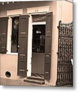 New Orleans - Bourbon Street 28 Metal Print