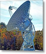 26 West Antenna At Pari Metal Print