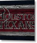 Houston Texans Metal Print
