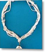 Aphrodite Gamelioi Necklace Metal Print