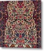 Turkish Carpet Metal Print