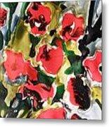 Fragrance Of Flowers Metal Print