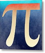 2Pi Metal Print by Ron Hedges