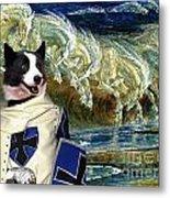 Karelian Bear Dog Art Canvas Print Metal Print