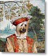 Silky Terrier Art Canvas Print Metal Print