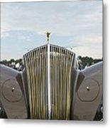 1937 47 Rolls Royce Metal Print