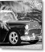 1955 Chevrolet 210 Metal Print by Jill Reger