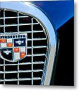 1956 Studebaker Golden Hawk Emblem Metal Print