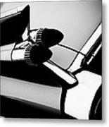 1959 Cadillac Convertible Metal Print