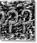 222 Metal Print by Joe Dillon