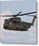 A Ch-53gs Of The German Army Metal Print