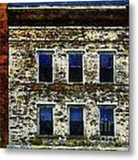 3 Am In Amherst Metal Print by RC deWinter