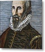 Ambroise Pare (1517?-1590) Metal Print