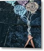 Balloons Metal Print by Joana Kruse