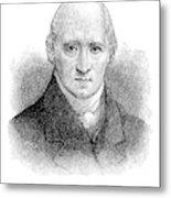 Benjamin West (1738-1820) Metal Print