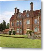 Breamore House Metal Print