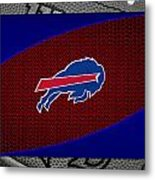 Buffalo Bills Metal Print by Joe Hamilton