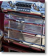 Buick 56c Super Classic Metal Print