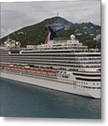 Carnival Dream Metal Print
