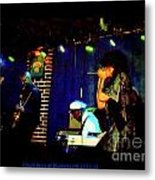 Chuck Berry At Blueberry Hill 12-11-13 Metal Print
