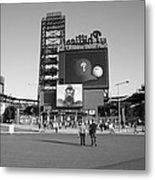 Citizens Bank Park - Philadelphia Phillies Metal Print