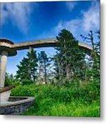 Clingmans Dome - Great Smoky Mountains National Park Metal Print