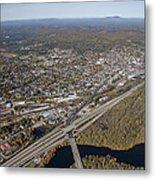 Concord, New Hampshire Nh Metal Print