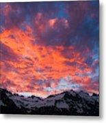 Cordon Granito Expedition, Chilean Metal Print