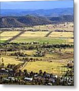 Country Scenic Metal Print