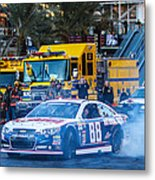 Dale Earnhardt Jr Metal Print