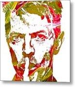 David Bowie Metal Print