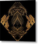 Diamond 137 Metal Print