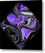 Diamond 206 Metal Print