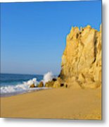 Divorce Beach, Cabo San Lucas, Baja Metal Print