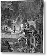 Edward (1330-1376) Metal Print