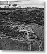 Espichel Cape Lighthouse Metal Print