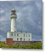 Flamborough Head Lighthouse Metal Print