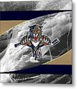 Florida Panthers Metal Print