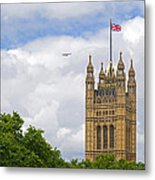 Flying The Colours Metal Print