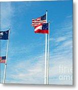 Fort Sumter, Sc Metal Print