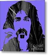 Frank Zappa Collection Metal Print