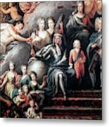 George I (1660-1727) Metal Print