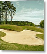 Grand National Golf Course - Opelika Alabama Metal Print