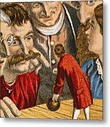 Gullivers Travels Metal Print